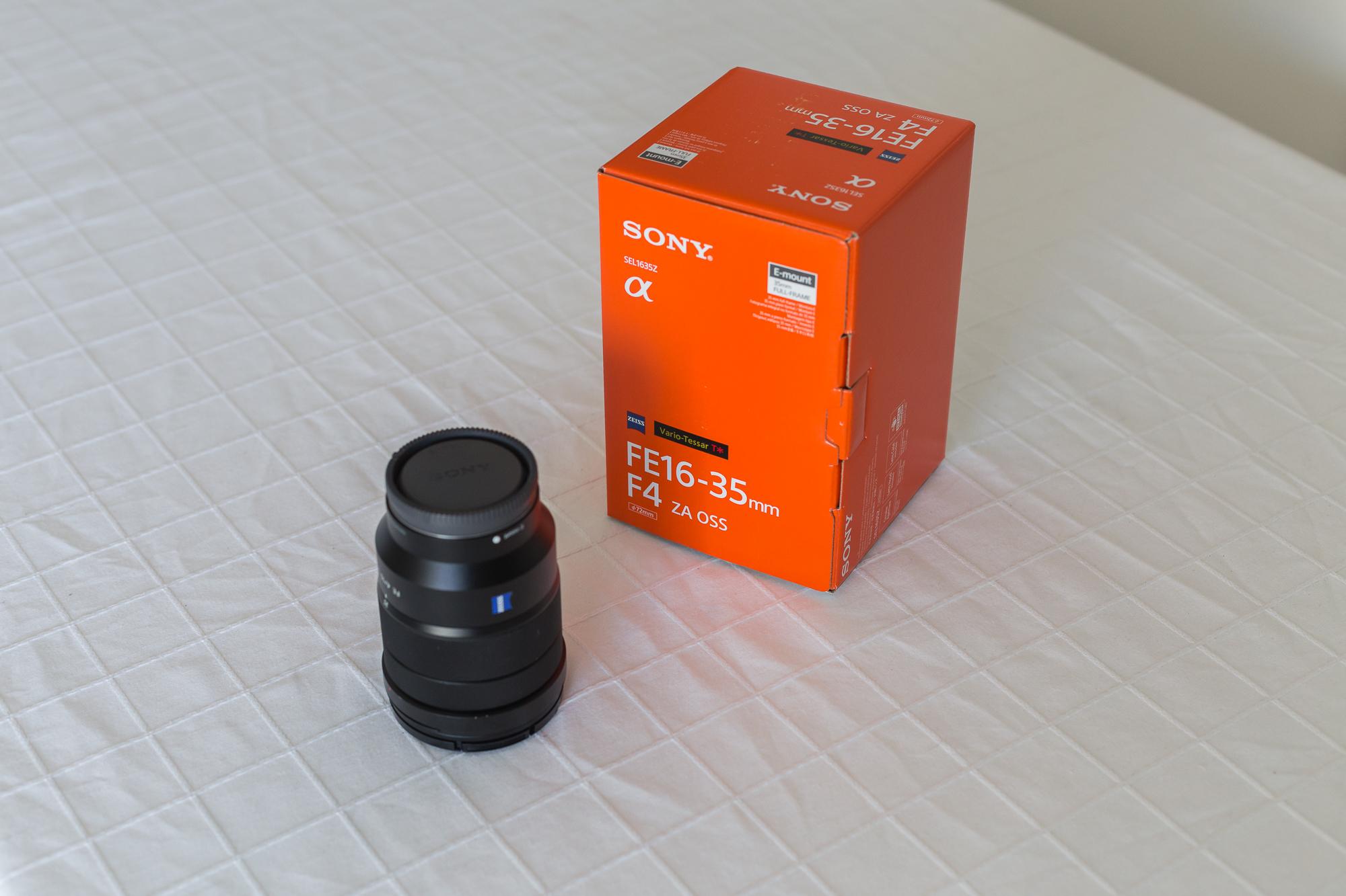 VENDO - Sony Zeiss 16-35mm F/4 + Filtro UV en Camaras y Objetivos271020-sony-16-35-11793-1