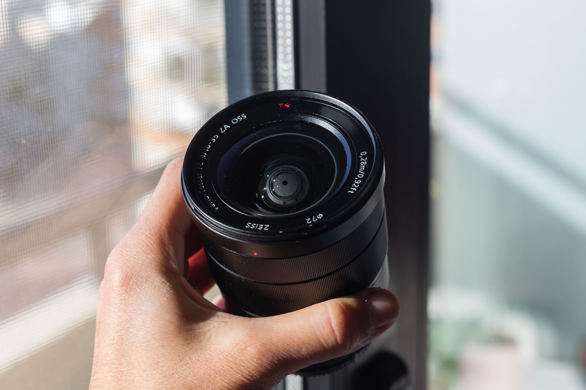 VENDO - Sony Zeiss 16-35mm F/4 + Filtro UV en Camaras y Objetivos271020-sony-16-35-11797-1