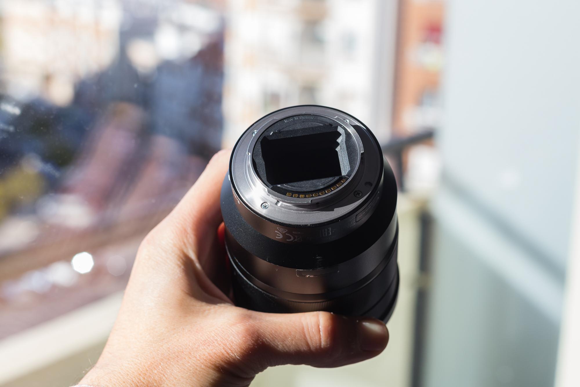 VENDO - Sony Zeiss 16-35mm F/4 + Filtro UV en Camaras y Objetivos271020-sony-16-35-11799-1